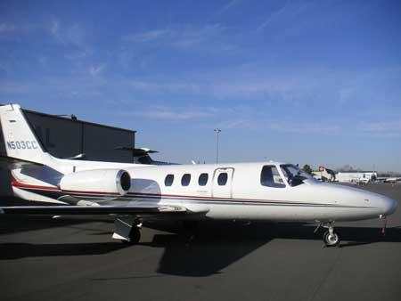 セスナ サイテーション Cessna Citation