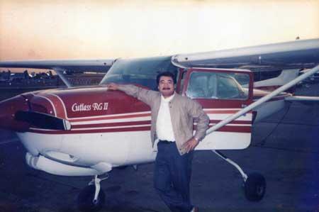 セスナ カトラス Cessna 172RG Cutlass RG2