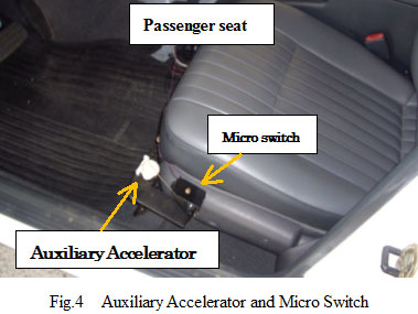 Fig.4 Auxiliary-Accelerator-and-Micro-Switch