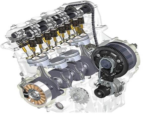 Piston-Engine-Phantom Aircraft Piston Engine Diagram on