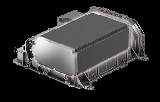 トヨタミライの燃料電池