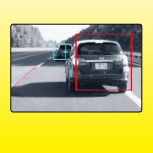 スバル全車速追随機能付クルーズコントロール 出典:富士重工業